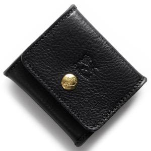 イルビゾンテ コインケース【小銭入れ】 財布 メンズ レディース スタンダード ブラック C0774 P 153 IL BISONTE