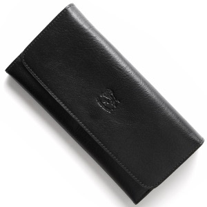 イルビゾンテ 長財布 財布 メンズ レディース スタンダード STANDARD ブラック C0775 P 153 IL BISONTE