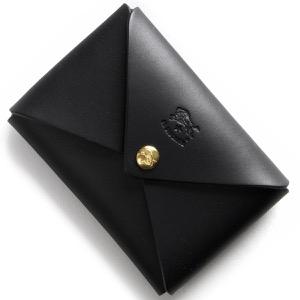 イルビゾンテ コインケース【小銭入れ】 財布 メンズ レディース スタンダード STANDARD ブラック C0854 P 135 IL BISONTE