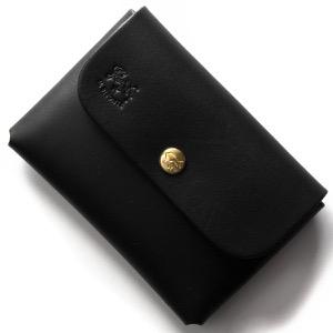 イルビゾンテ コインケース【小銭入れ】 財布 メンズ レディース スタンダード ブラック C0855 P 135 IL BISONTE