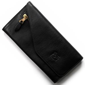 イルビゾンテ 長財布 財布 メンズ レディース スタンダード ブラック C0882 P 153 IL BISONTE