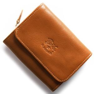 イルビゾンテ 二つ折り財布 財布 メンズ レディース スタンダード STANDARD キャラメルブラウン C0883 P 145 IL BISONTE