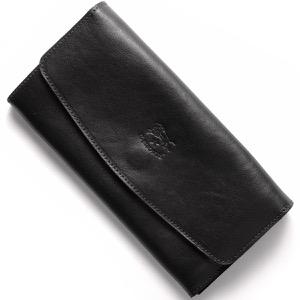 イルビゾンテ 長財布 財布 メンズ レディース スタンダード 【STANDARD】 ブラック C0973 P 153 IL BISONTE