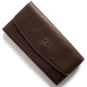 イルビゾンテ 長財布 財布 メンズ レディース スタンダード STANDARD モカブラウン C0973 P 455 IL BISONTE