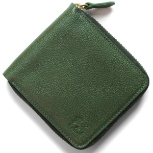 イルビゾンテ 二つ折り財布 財布 メンズ レディース スタンダード グリーン C0990 P 293 IL BISONTE