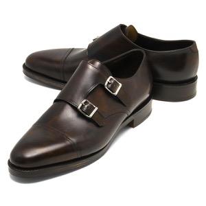ジョンロブ ビジネスシューズ/革靴 シューズ メンズ ウィリアム ダークブラウン 228192 9795 LE 2Y JOHN LOBB
