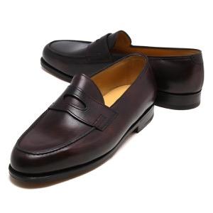 ジョンロブビジネスシューズ/ローファー/革靴 シューズ メンズ ロペス ダークブラウン 309181 4395 LE 2Y
