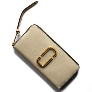 マークジェイコブス 長財布 財布 レディース スナップショット ダブルJロゴ ダストグレーマルチ M0014280 088 MARC JACOBS