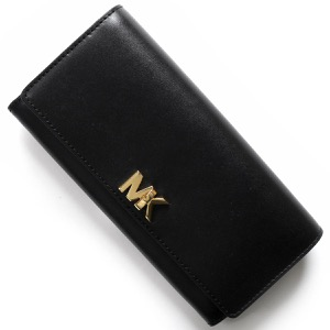 マイケルコース 長財布 財布 レディース モット MOTT ブラック 32T7GOXE3L 001 MICHAEL KORS