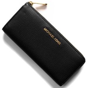 マイケルコース 長財布 財布 レディース ベッドフォード ブラック 35S7GBFZ3T 001 MICHAEL KORS