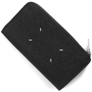 メゾンマルジェラ 長財布 財布 メンズ レディース ステッチ ブラック S35UI0431 P0399 T8013 MAISON MARGIELA