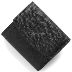 メゾンマルジェラ コインケース(小銭入れ) 財布 メンズ レディース ブラック S55UI0301 P0399 T8013 MAISON MARGIELA