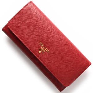 プラダ 長財布 財布 レディース SAFFIANO METAL フォーコレッド 1MH132 QWA F068Z PRADA