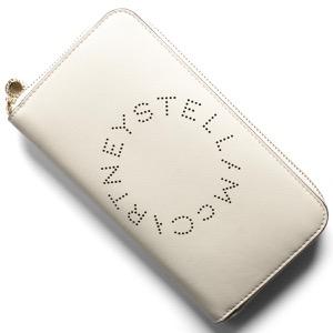 ステラマッカートニー 長財布 財布 レディース ロゴ プレホワイト 502893 W9923 9000 STELLA McCARTHNEY