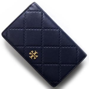 トリーバーチ 二つ折り財布 財布 レディース ジョージア ロイヤルネイビー 39960 403 TORY BURCH