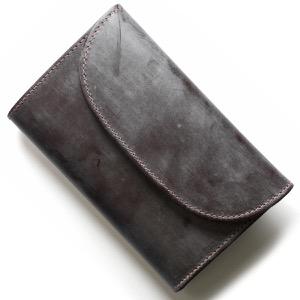 ホワイトハウスコックス 三つ折り財布 財布 メンズ エイジング ハバナブラウン&タンブラウン S1112 HAVANATAN WHITEHOUSE COX