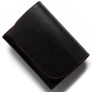 ホワイトハウスコックス コインケース【小銭入れ】/ミニ財布 財布 メンズ ブラック&レッド S1884 BLACKRED WHITEHOUSE COX