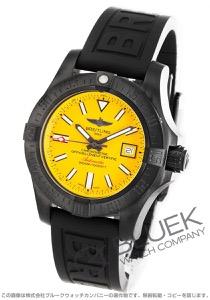 ブライトリング アベンジャーII シーウルフ 世界限定1000本 3000m防水 腕時計 メンズ BREITLING M077I30VPB