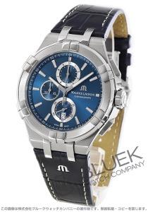 モーリス・ラクロア アイコン クロノグラフ 腕時計 メンズ MAURICE LACROIX AI1018-SS001-430-1