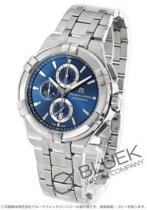モーリス・ラクロア アイコン クロノグラフ 腕時計 メンズ MAURICE LACROIX AI1018-SS002-430-1