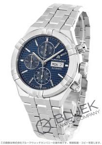 モーリス・ラクロア アイコン クロノグラフ 腕時計 メンズ MAURICE LACROIX AI6038-SS002-430-1