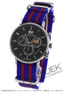 モーリス・ラクロア エリロス FCバルセロナ クロノグラフ 替えベルト付き 腕時計 メンズ MAURICE LACROIX EL1088-SS002-320