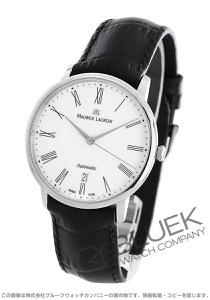 モーリス・ラクロア レ・クラシック クロコレザー 腕時計 メンズ MAURICE LACROIX LC6067-SS001-110-1