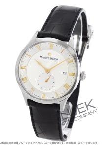 モーリス・ラクロア マスターピース アリゲーターレザー 腕時計 メンズ MAURICE LACROIX MP6907-SS001-111