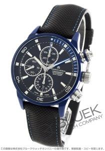 モーリス・ラクロア ポントスS エクストリーム クロノグラフ 替えベルト付き 腕時計 メンズ MAURICE LACROIX PT6028-ALB11-331