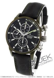 モーリス・ラクロア ポントスS エクストリーム クロノグラフ 替えベルト付き 腕時計 メンズ MAURICE LACROIX PT6028-ALB21-331