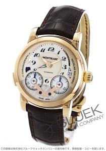 モンブラン ニコラ・リューセック クロノグラフ RG金無垢 アリゲーターレザー 腕時計 メンズ MONTBLANC 104271