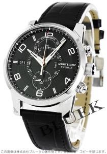 モンブラン タイムウォーカー ツインフライ クロノグラフ 腕時計 メンズ MONTBLANC 105077