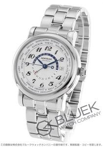 モンブラン スター ワールドタイム 腕時計 メンズ MONTBLANC 106465