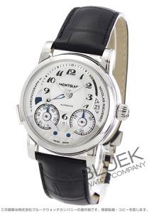 モンブラン ニコラ・リューセック クロノグラフ アリゲーターレザー 腕時計 メンズ MONTBLANC 106595