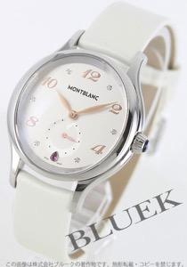 モンブラン プリンセス・グレース・デ・モナコ ダイヤ サテンレザー 腕時計 レディース MONTBLANC 107334