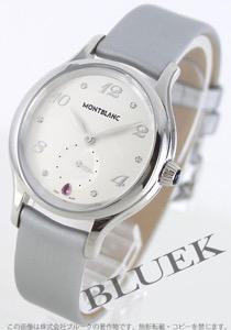 モンブラン プリンセス・グレース・デ・モナコ ダイヤ サテンレザー 腕時計 レディース MONTBLANC 107335