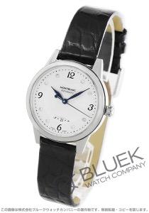 モンブラン ボエム デイト ダイヤ アリゲーターレザー 腕時計 レディース MONTBLANC 111055
