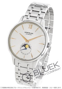 モンブラン ヘリテイジ スピリット ムーンフェイズ 腕時計 メンズ MONTBLANC 111621