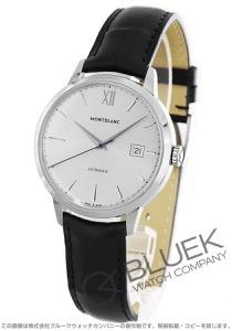 モンブラン ヘリテイジ スピリット アリゲーターレザー 腕時計 メンズ MONTBLANC 111622