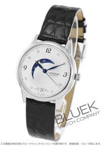 モンブラン ボエム デイ&ナイト ダイヤ アリゲーターレザー 腕時計 レディース MONTBLANC 112512