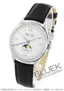 モンブラン ヘリテイジ クロノメトリー カンティエーム コンプリート ムーンフェイズ アリゲーターレザー 腕時計 メンズ MONTBLANC 112538