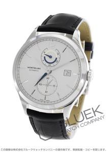 モンブラン ヘリテイジ クロノメトリー デュアルタイム アリゲーターレザー 腕時計 メンズ MONTBLANC 112540