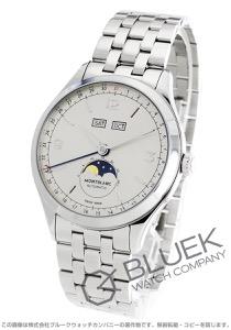 モンブラン ヘリテイジ クロノメトリー カンティエーム コンプリート ムーンフェイズ 腕時計 メンズ MONTBLANC 112647
