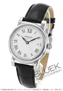 モンブラン スター デイト アリゲーターレザー 腕時計 メンズ MONTBLANC 113644