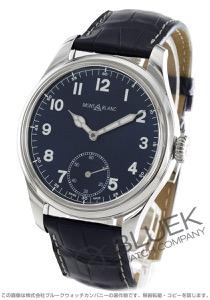 モンブラン 1858 アリゲーターレザー 腕時計 メンズ MONTBLANC 113702