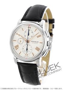 モンブラン 4810 クロノグラフ アリゲーターレザー 腕時計 メンズ MONTBLANC 114855