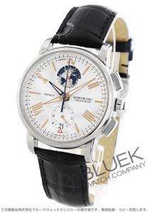 モンブラン 4810 ツインフライ 110周年記念エディション 世界限定1110本 クロノグラフ アリゲーターレザー 腕時計 メンズ MONTBLANC 114859