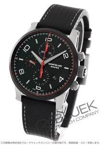 モンブラン タイムウォーカー リン・ダン限定 555本 クロノグラフ 腕時計 メンズ MONTBLANC 115359WHT