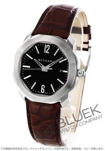 ブルガリ オクト ローマ アリゲーターレザー 腕時計 メンズ BVLGARI OC41C1SLD