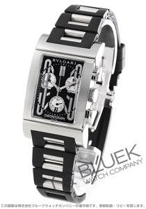 ブルガリ レッタンゴロ クロノグラフ 腕時計 メンズ BVLGARI RTC49SVD-M